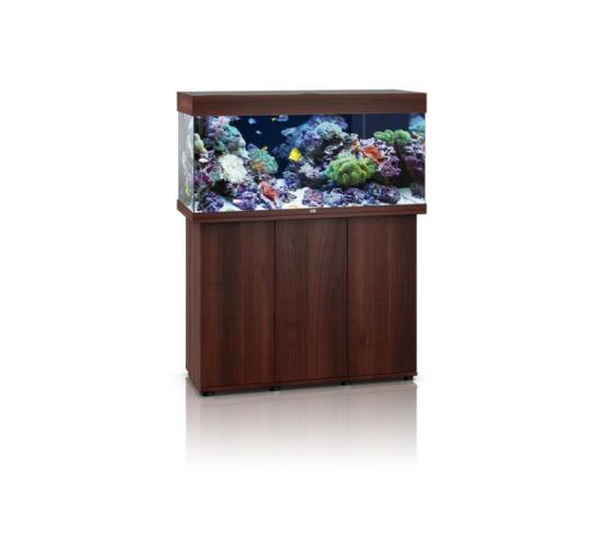 Juwel Rio 180 LED Marine Aquarium and Cabinet (Dark Wood)
