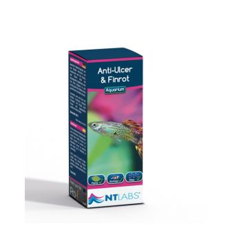 NT Labs Anti Ulcer & Fin Rot 100ml