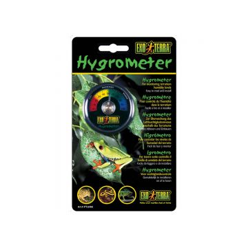Thermometers and Hygrometers