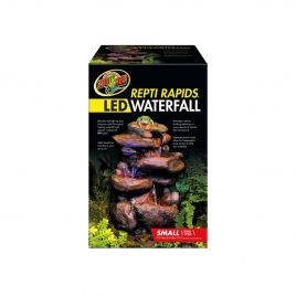 Zoo Med Repti-Rapids LED Waterfall Small Rock