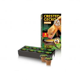 Exo Terra Crested Gecko Food 8 Pack