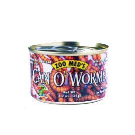 Zoo Med Can O' Worms 34g