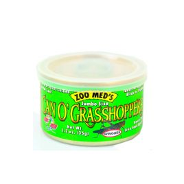Zoo Med Can O' Grasshoppers 34g