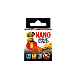 Zoo Med Nano Infared Heat Lamp 25w