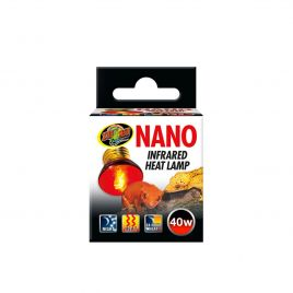 Zoo Med Nano Infared Heat Lamp 40w