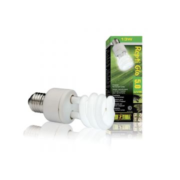 Exo Terra Reptile UVB100 Compact Lamp 13w