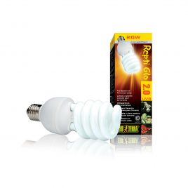 Exo Terra Reptile UVB150 Compact Lamp 26w