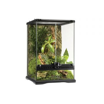 Exo Terra Glass Terrarium Mini Tall - 30x30x45cm