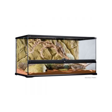 Exo Terra Glass Terrarium Large Wide - 90x45x45cm