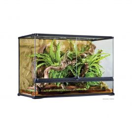 Exo Terra Glass Terrarium Large Tall - 90x45x60cm