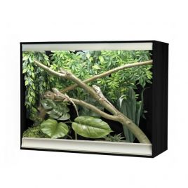 Vivexotic Viva+ Arboreal Vivarium Large-Deep Black 115x61x91.5cm