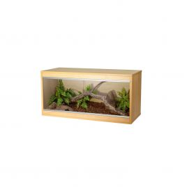 Vivexotic Repti-Home Vivarium - Medium Beech 86 x 37.5 x 42cm