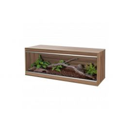 Vivexotic Repti-Home Vivarium - Large Walnut 115x37.5x42cm