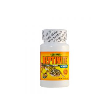 Zoo Med Reptivite Without D3 56.7g