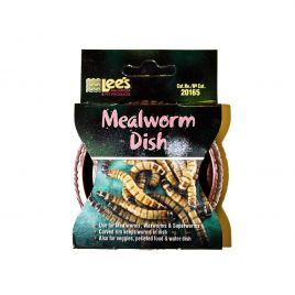 Lees Mealworm Dish 60mm