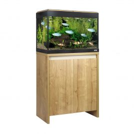 Fluval Roma LED 90 Aquarium and Cabinet - Oak