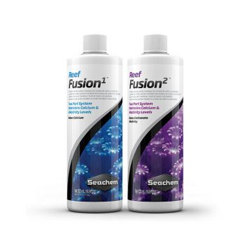 Seachem Reef Fusion 1 & 2 500ml Pack