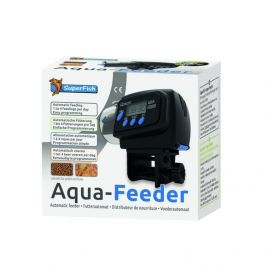 SuperFish Aqua-Feeder Black
