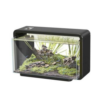 SuperFish Home 25 Aquarium (Black)