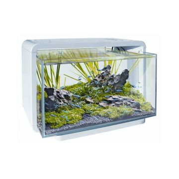 SuperFish Home 25 Aquarium (White)