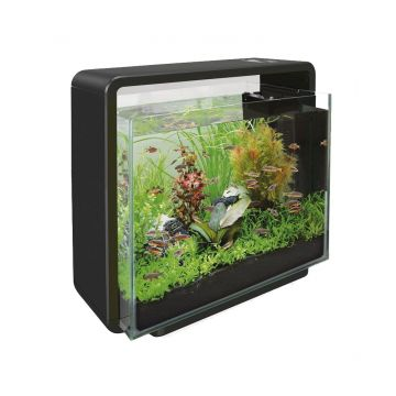 SuperFish Home 40 Aquarium (Black)