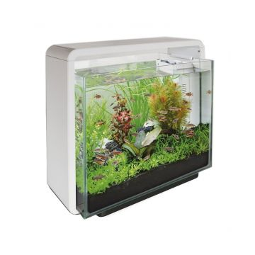 SuperFish Home 40 Aquarium (White)