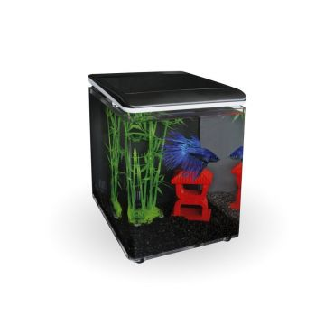 SuperFish Home 8 Aquarium (Black)