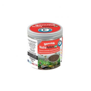 Gamma NutraPellets Freshwater Complete 120g