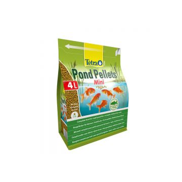 Tetra Pond Pellets Mini 4L