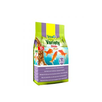 Tetra Pond Variety Sticks 15L