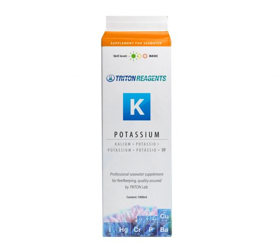 Analytical Tropic Marin Potassio Potassio Test Professionale K Pro Acqua Marina Cleaning & Maintenance Fish & Aquariums