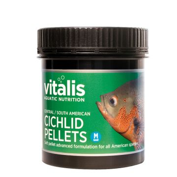 Vitalis central/South American Cichlid Pellets XS (1mm) 300g