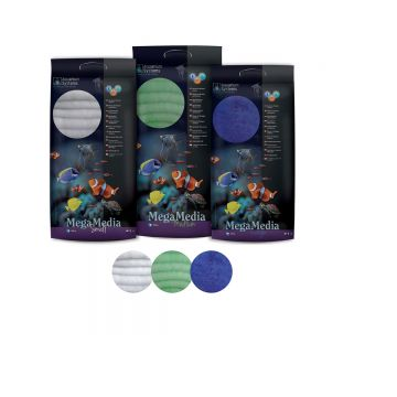Aquarium Systems Mega Media Large 500g - Blue