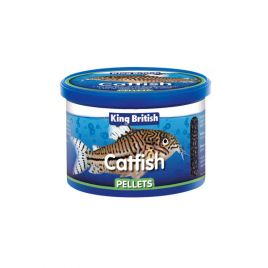 King British Catfish Pellets (200g)