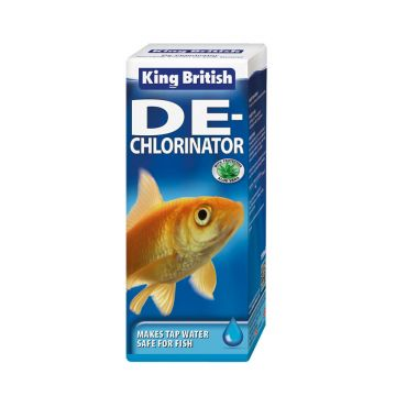 King British De-Chlorinator (100ml)