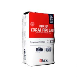 Red Sea Coral Pro Salt 20KG Refill Bag