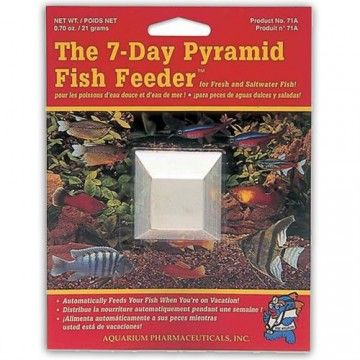 API Pyramid 14 Day Feeder