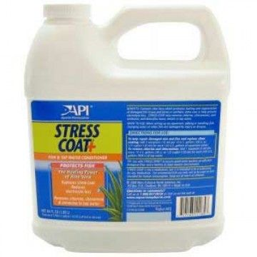 API Stress Coat 1.8L