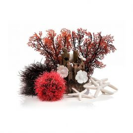 Biorb Red Forest Decor Set for 15L Biorbs