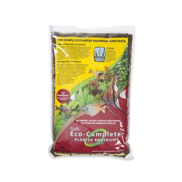 Caribsea Eco-Complete Live Planted Substrate (20lbs/9kg)