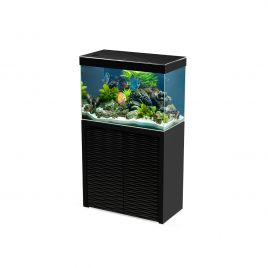 Ciano Emotions One 80 Aquarium and Cabinet - Black