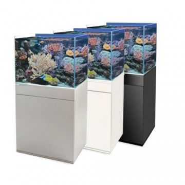 Clearseal Reefspace 900 and White Cabinet