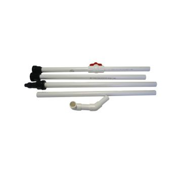 Betta Deluxe Pipework Set (Suitable for Clearseal Reefspace Deluxe)