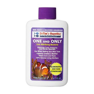 Dr Tims One and Only Nitrifying Bacteria Reef (60ml)
