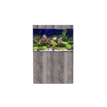 EA Freshwater 900 and Cabinet (Raw Concrete Grey)
