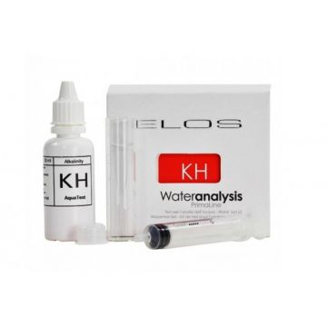 Elos Aqua Test KH - Alkalinity Test Kit