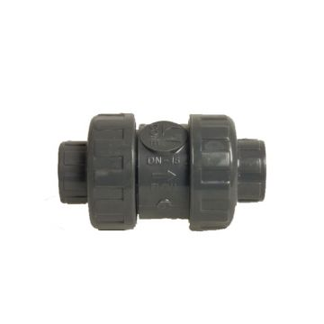Non Return Valves Double Union