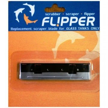 Flipper Cleaner Replacement Stainless Steel Blade (x2)