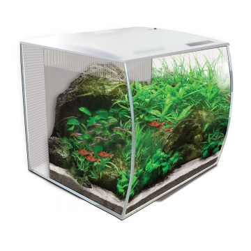 Fluval Flex Aquarium 57L (White)