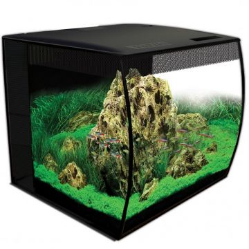 Fluval Flex Aquarium 57L (Black)